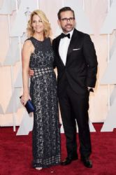 Steve Carell and Nancy Carell: 87th Annual Academy Awards 2015