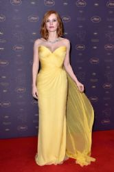 Jessica Chastain: Opening Gala Dinner Arrivals - The 69th Annual Cannes Film Festival