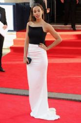 Rochelle Humes - British Bafta Awards 2014