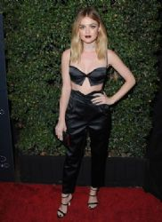 Lucy Hale – 'Pretty Little Liars' Final Season Celebration in Hollywood 10/29/ 2016