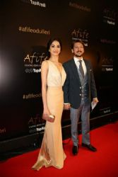 Beyza Sekerci & Engin Hepileri  : Afife Jale Theater Awards (2015)