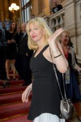 Courtney Love wears Victoria Beckham - Life Ball 2014