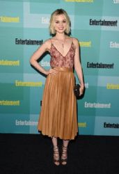 Actress Bella Heathcote attends Entertainment Weekly's Annual Comic-Con Party in celebration of Comic-Con 2015 at FLOAT at The Hard Rock Hotel on July 11, 2015 in San Diego, California