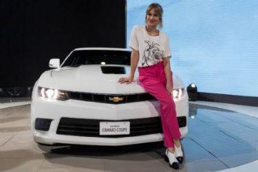 Brenda Gandini: auto event