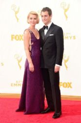 Claire Danes and Hugh Dancy: 67th Annual Emmy Awards