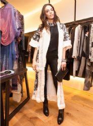 Emilia Attias: shop opening