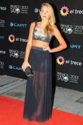 Rocío Igarzábal: Tato Awards 2013