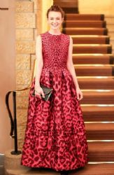 Carey Mulligan wears Alexander McQueen - ASmallworld's 10th Anniversary