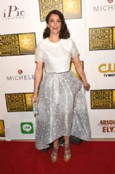 Bellamy Young: Arrivals at the Critics' Choice Television Awards
