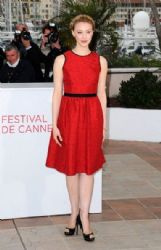 Sarah Gadon: 'Antiviral' during the 65th Annual Cannes Film Festival