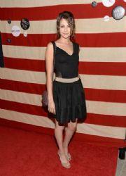 Willa Holland attends the Nylon Magazine Celebration of