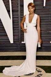 Keke Palmer : 2015 Vanity Fair Oscar Party