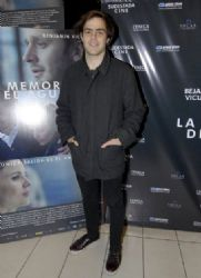 Peter Lanzani: movie premiere