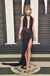 Taylor Swift: 2016 Vanity Fair Oscar Party Hosted By Graydon Carter - Arrivals