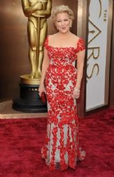 Arrivals at the 86th Annual Academy Awards