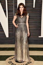 Alexandra Daddario: 2015 Vanity Fair Oscar Party