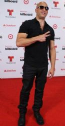 Vin Diesel: 2013 Billboard Latin Music Awards