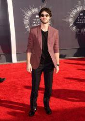 Darren Criss: Arrivals at the MTV Video Music Awards
