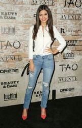 Victoria Justice : TAO, Beauty & Essex, Avenue and Luchini LA Grand Opening