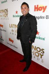 Oscar De La Hoya: The '2014 Latinos De Hoy Awards' Presented By Hoy And Los Angeles Times