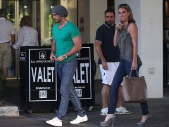 William Levy and Elizabeth Gutierrez: Miami date