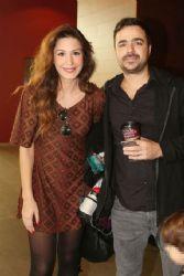 Panagiotis Pilafas and Katerina Papoutsaki : theater premiere