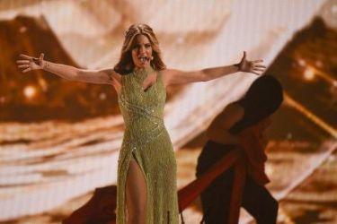 Edurne: Eurovision Song Contest 2015 - Final