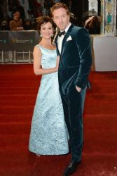 Damian Lewis and Helen McCrory: 2013 Orange British Academy Film Awards (BAFTA) took place in Londo