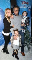 Heidi Balvanera and Jaime Camil: 20th Century Fox Hosts Celebrity Family Sunday Funday Toy Drive