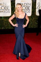 Katherine Heigl: 72nd Annual Golden Globe Awards 2015- Arrivals