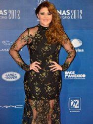 Yuridia: Estrellas en Las Lunas del Auditorio 2012