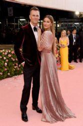 Tom Brady and Gisele Bundchen: The 2019 Met Gala Celebrating Camp: Notes on Fashion - Lookbook