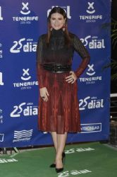 Laura Pausini: Cadena Dial Awards 2015 in Tenerife