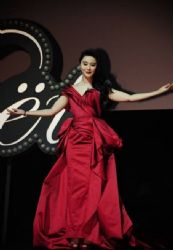 Fan Bingbing wears Ralph & Russo Couture - Moet & Chandon Celebration