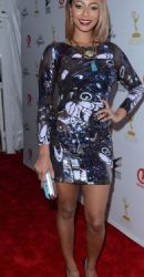Keri Hilson: attend the premiere of Lifetime's television movie event Steel Magnolias