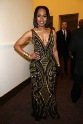 Angela Bassett - 46th NAACP Image Awards