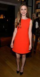Taissa Farmiga wears Rebecca Minkoff - 'American Horror Story: Coven' La Premiere