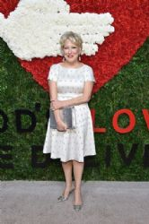 Bette Midler attends God's Love We Deliver, Golden Heart Awards