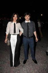 Felipe Colombo and Cecilia Coronado: fashion event