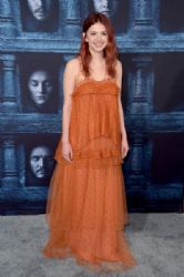 Hannah Murray :  : Premiere of HBO's 'Game of Thrones' Season 6