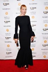 Uma Thurman wears Azzedine Alaia - 2014 Annual Gotham Independent Film Awards