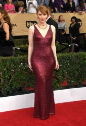 Bryce Dallas Howard wears  Population dress :  23rd Annual Screen Actors Guild Awards