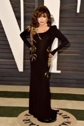 Joan Collins: Elton John AIDS Foundation Oscars 2015 Viewing Party