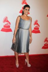 Nelly Furtado: attend the 2012 Latin Recording Academy 'Person Of The Year' in Las Vegas
