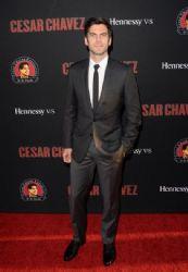 Wes Bentley: 'Cesar Chavez' Premieres in LA