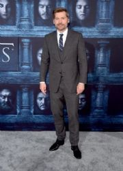 Nikolaj Coster-Waldau  : Premiere of HBO's 'Game of Thrones' Season 6