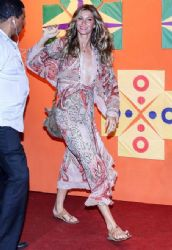 Gisele Bundchen: 'Reimagine Rio Cinema Festival'