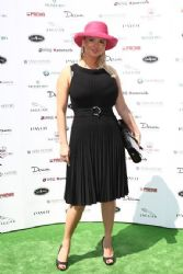 Anna Semenovich at Grand Prix Radio Monte Carlo Horse Race 2009