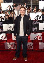 Seth Rogen: 2014 MTV Movie Awards - Arrivals