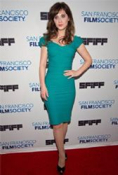Zooey Deschanel: Film Society Awards 2014